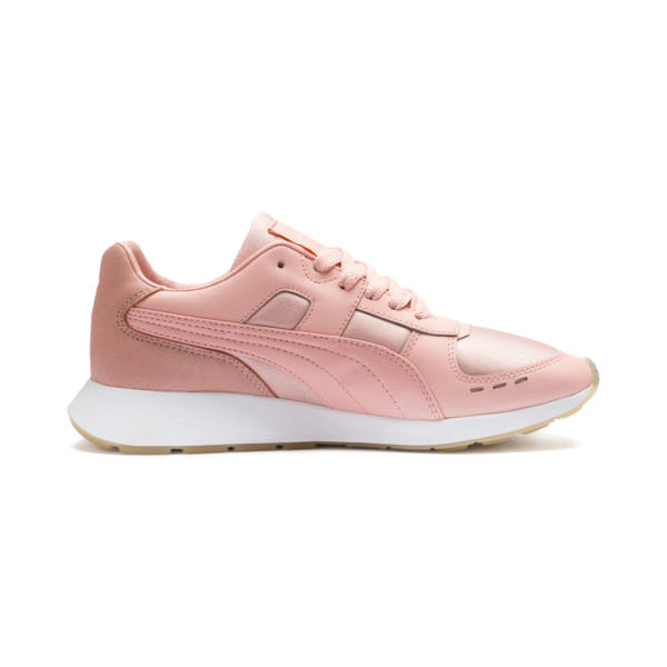 RS-150 Satin Women's Trainers, Peach Bud-Peach Bud, large