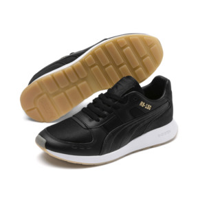 Thumbnail 3 of RS-150 Satin Damen Sneaker, Puma Black-Puma Black, medium