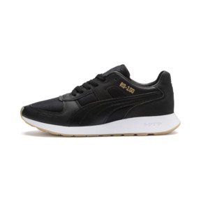 Thumbnail 1 of RS-150 Satin Damen Sneaker, Puma Black-Puma Black, medium
