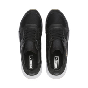 Thumbnail 7 of RS-150 Satin Damen Sneaker, Puma Black-Puma Black, medium