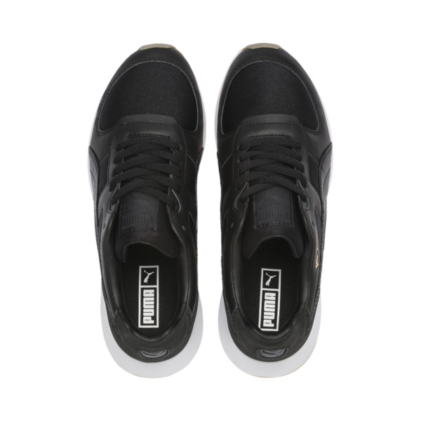 RS-150 Satin Damen Sneaker, Puma Black-Puma Black, large