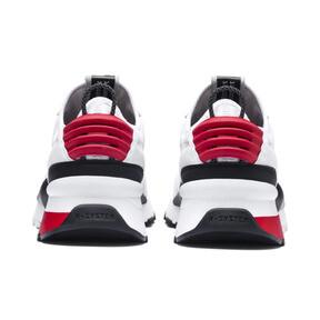 Thumbnail 5 of RS-0 Winter Inj Toys Sneaker, Puma White-High Risk Red, medium
