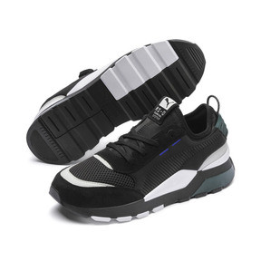 Thumbnail 3 of RS-0 Winter Inj Toys Sneaker, Puma Black-Ponderosa Pine, medium