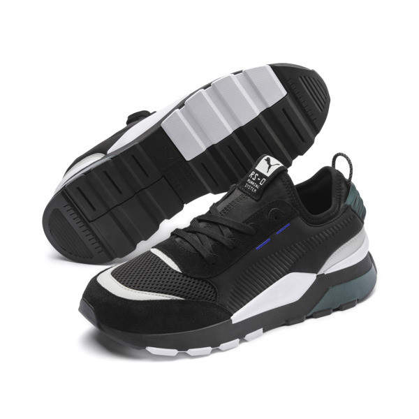06b838e4f1 RS-O Winter Inj Toys Men's Sneakers | Puma Black-Ponderosa Pine ...