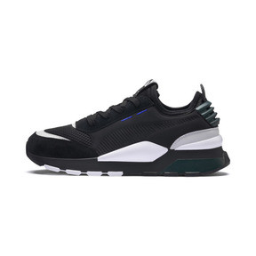 Thumbnail 1 of RS-0 Winter Inj Toys Sneaker, Puma Black-Ponderosa Pine, medium