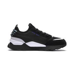 Thumbnail 6 of RS-0 Winter Inj Toys Sneaker, Puma Black-Ponderosa Pine, medium