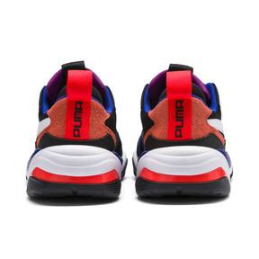 Thumbnail 4 of Thunder 4 Life Sneakers, Surf The Web-Puma White, medium