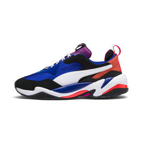 Thumbnail 1 of Thunder 4 LIFE Trainers, Surf The Web-Puma White, medium