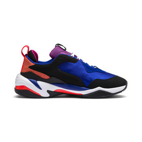 Thumbnail 6 of Thunder 4 LIFE Trainers, Surf The Web-Puma White, medium