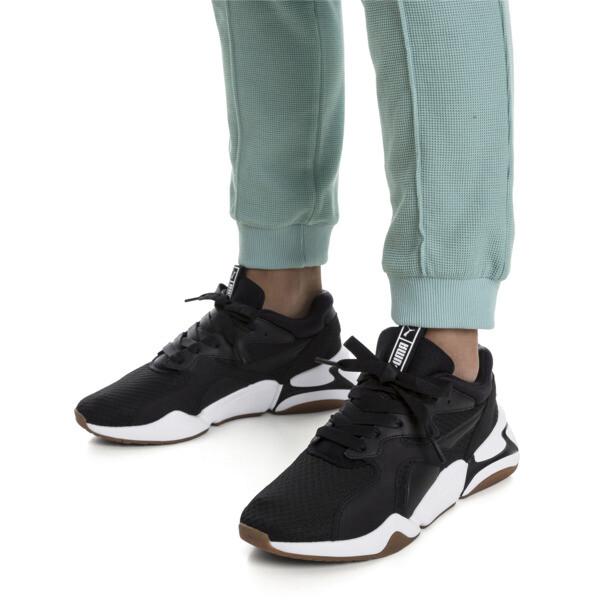 Nova '90s Bloc Women's Sneakers, Puma Black-Puma Black, large