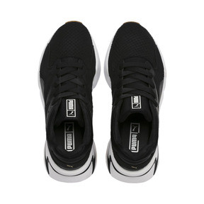 Thumbnail 6 of Nova '90s Bloc Women's Sneakers, Puma Black-Puma Black, medium