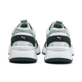 Thumbnail 4 of Nova '90s Bloc Women's Sneakers, Fair Aqua-Ponderosa Pine, medium