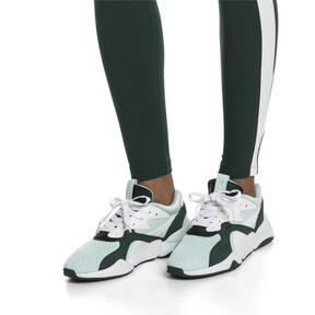 Thumbnail 2 of Nova '90s Bloc Women's Sneakers, Fair Aqua-Ponderosa Pine, medium