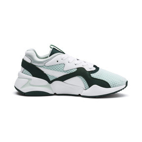 Thumbnail 6 of Nova '90s Bloc Damen Sneaker, Fair Aqua-Ponderosa Pine, medium