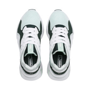 Thumbnail 7 of Nova '90s Bloc Women's Sneakers, Fair Aqua-Ponderosa Pine, medium
