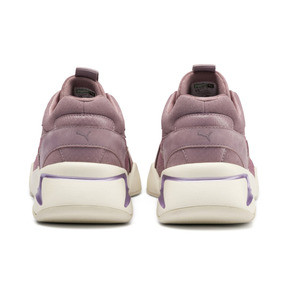 Thumbnail 4 of Nova Pastel Grunge Women's Trainers, Elderberry-Elderberry, medium