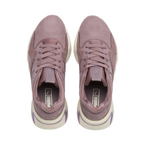 Thumbnail 7 of Nova Pastel Grunge Women's Trainers, Elderberry-Elderberry, medium