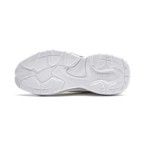 Thumbnail 5 of Thunder Trailblazer Metallic Women's Sneakers, Puma White-Blazing Yellow, medium