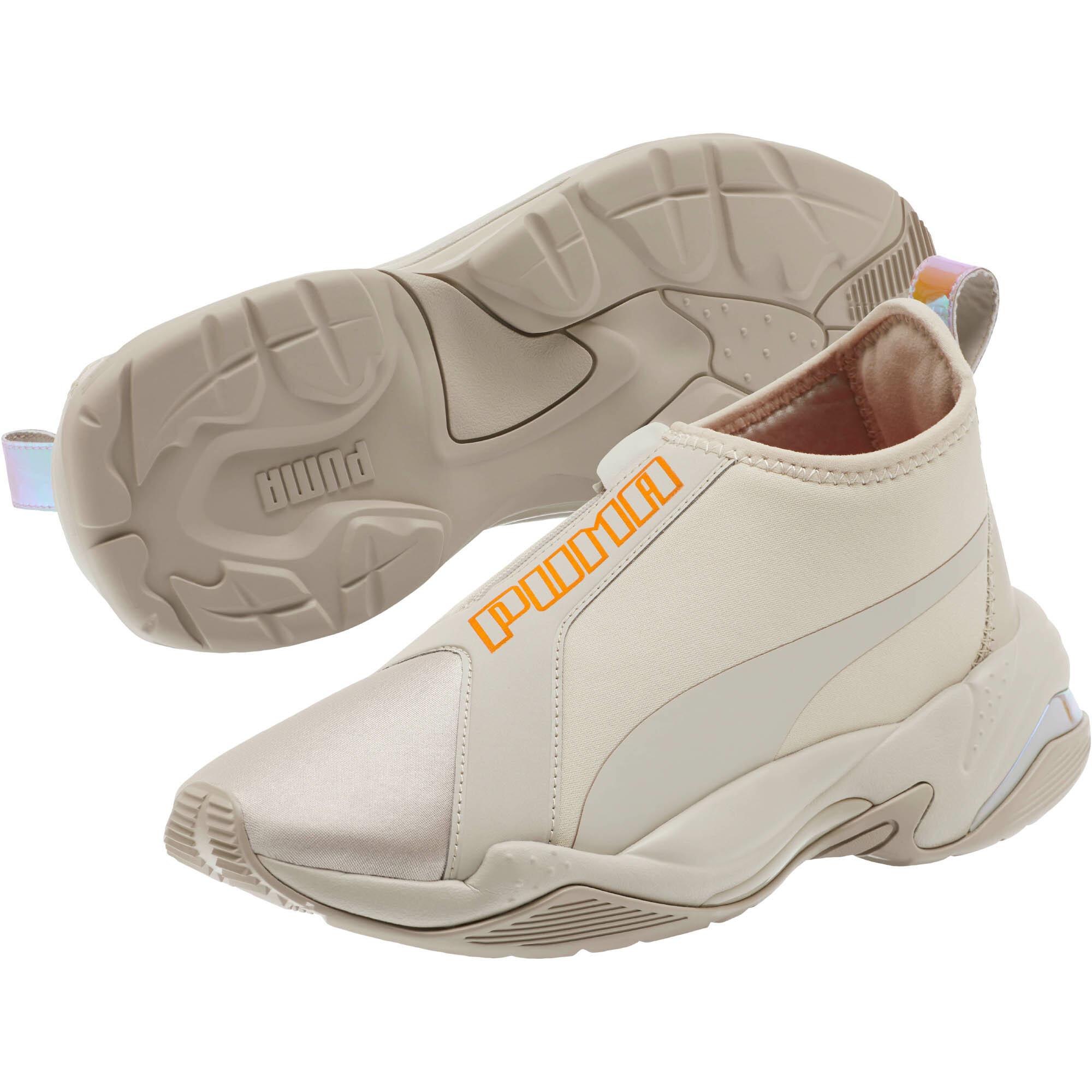 Image Puma Thunder Metallic Trailblazer Women's Sneakers #2