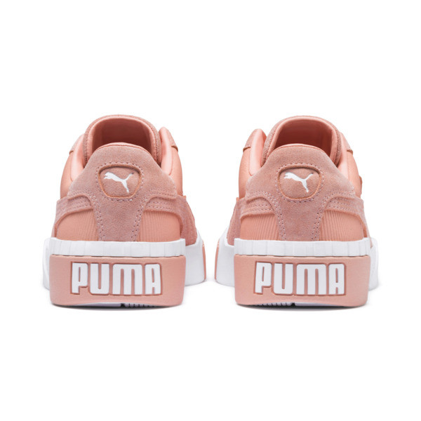Cali Palm Springs Women's Sneakers, Peach Bud, large