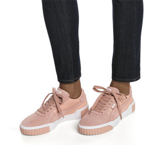 Thumbnail 2 of Cali Palm Springs Women's Sneakers, Peach Bud, medium
