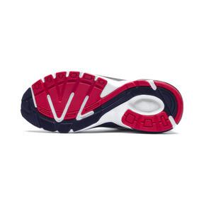 Thumbnail 3 of Future Runner Premium Sneakers, Puma White-Peacoat-Red, medium