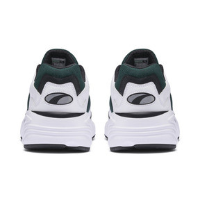 Thumbnail 3 of CELL Viper Trainers, Puma White-Ponderosa Pine, medium