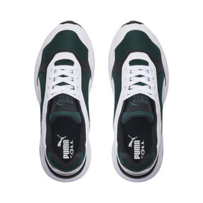 Thumbnail 6 of CELL Viper Trainers, Puma White-Ponderosa Pine, medium