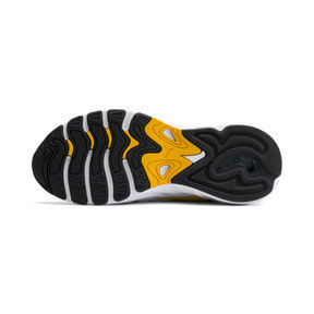Thumbnail 4 of CELL Viper Trainers, Puma White-Spectra Yellow, medium