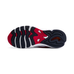 Thumbnail 4 of CELL Viper Trainers, Puma White-High Risk Red, medium