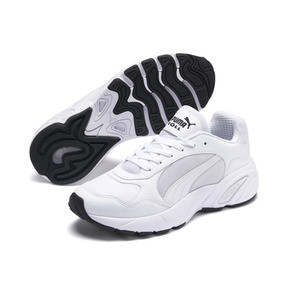 Thumbnail 2 of CELL Viper Sneakers, Puma White-Puma White, medium