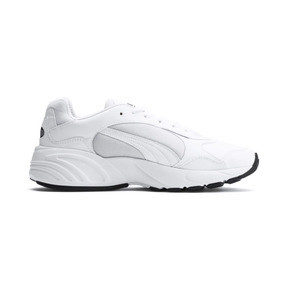 Thumbnail 5 of CELL Viper Trainers, Puma White-Puma White, medium