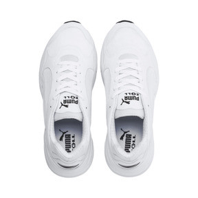 Thumbnail 6 of CELL Viper Trainers, Puma White-Puma White, medium