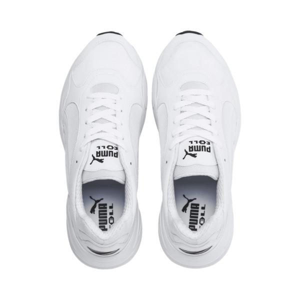 CELL Viper Trainers, Puma White-Puma White, large