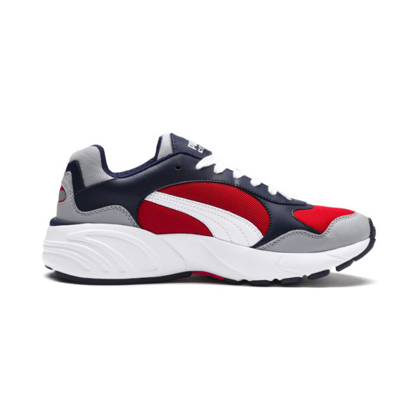 CELL Viper Trainers, Surf The Web-Puma White, large