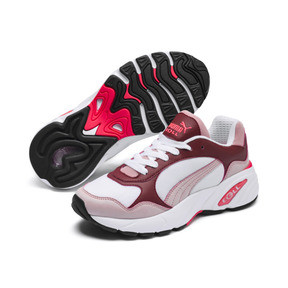 Thumbnail 3 of CELL Viper Trainers, Fired Brick-Bridal Rose, medium