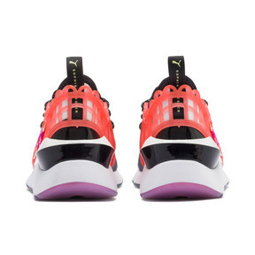 Thumbnail 3 of PUMA x SOPHIA WEBSTER Muse Damen Sneaker, Puma Black-Puma White, medium