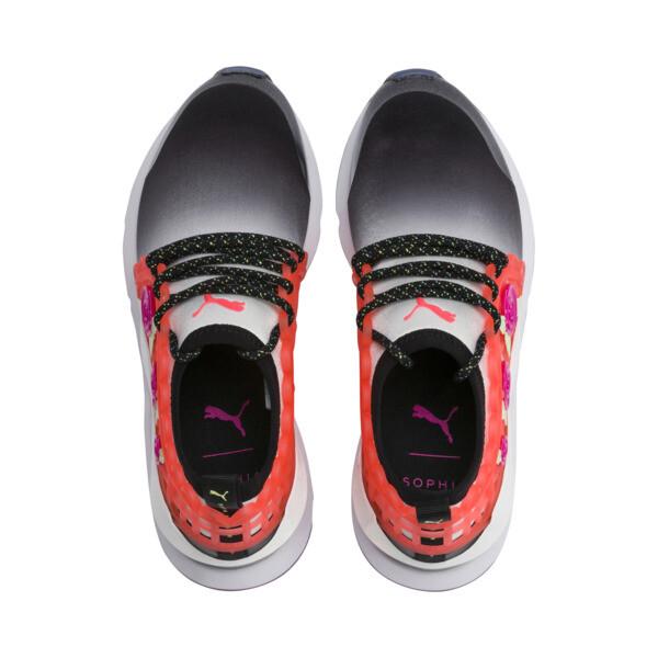 PUMA x SOPHIA WEBSTER Muse Women's Sneakers, Puma Black-Puma White, large