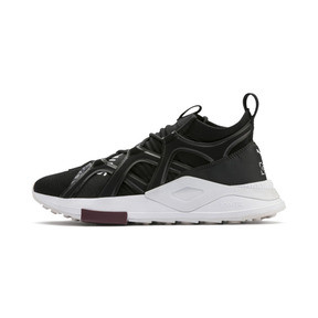 Thumbnail 1 of PUMA x LES BENJAMINS SHOKU Sneakers, Puma Black, medium