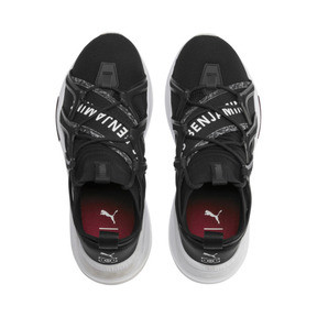 Thumbnail 8 of PUMA x LES BENJAMINS SHOKU Sneakers, Puma Black, medium