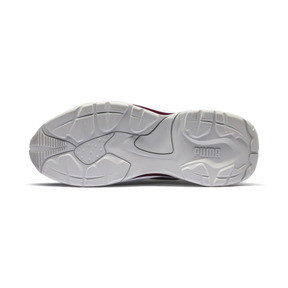 Thumbnail 5 of Basket PUMA x LES BENJAMINS Thunder Disc, Puma White-Glacier Gray, medium