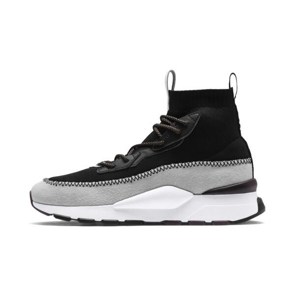 RS-0 LES BENJAMINS Sneakers, Puma White-Puma Black, large