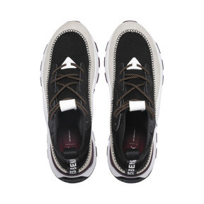 Thumbnail 8 of PUMA x LES BENJAMINS RS-0 Trainers, Puma White-Puma Black, medium