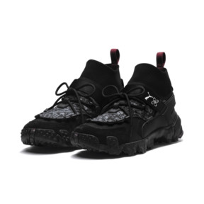Thumbnail 3 of PUMA x LES BENJAMINS Trailfox Shoes, Puma Black, medium