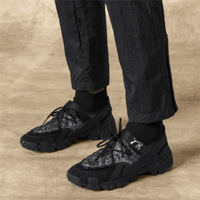 Thumbnail 2 of PUMA x LES BENJAMINS Trailfox Shoes, Puma Black, medium