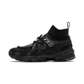 Thumbnail 1 of PUMA x LES BENJAMINS Trailfox Shoes, Puma Black, medium