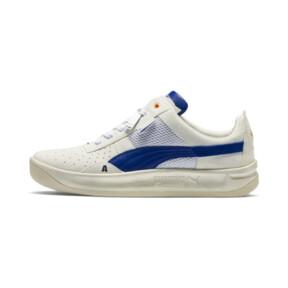Thumbnail 1 of PUMA x ADER ERROR California Sneaker, Whisper White-Surf The Web, medium