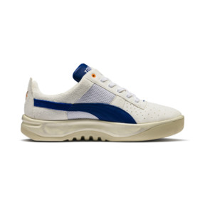 Thumbnail 6 of PUMA x ADER ERROR California Sneaker, Whisper White-Surf The Web, medium