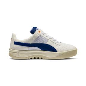 Thumbnail 6 of PUMA x ADER ERROR California Sneakers, Whisper White-Surf The Web, medium