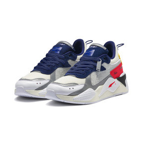 Thumbnail 6 of PUMA x ADER ERROR RS-X Trainers, Whisper White-Blueprint-Red, medium